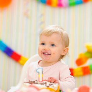 Making the Most Out of Your Baby's First Birthday